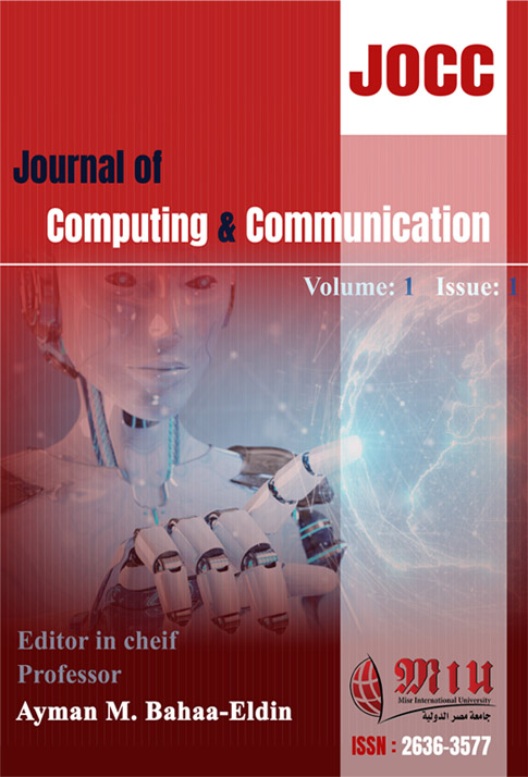 Journal of Computing and Communication
